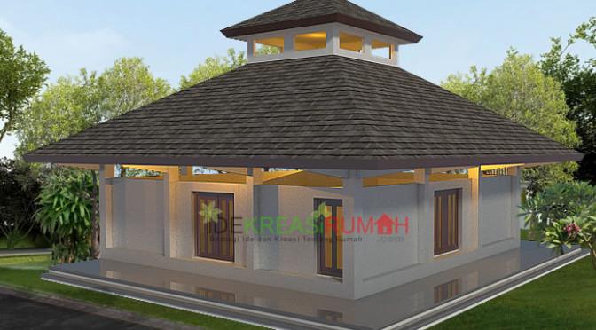 Desain Masjid 12x12