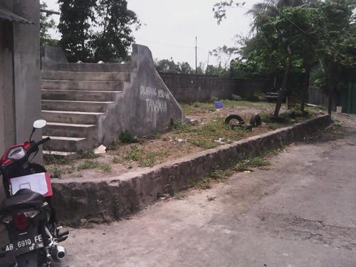 Foto Taman Yang Akan Di Desain
