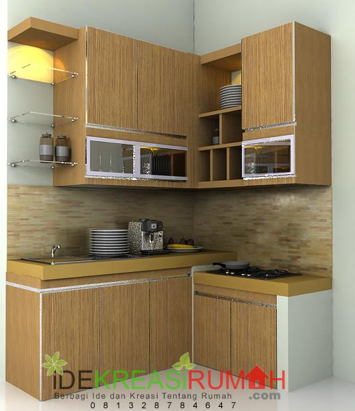 Info Populer 40 Kitchen Set Untuk Dapur Kecil Dan Sempit
