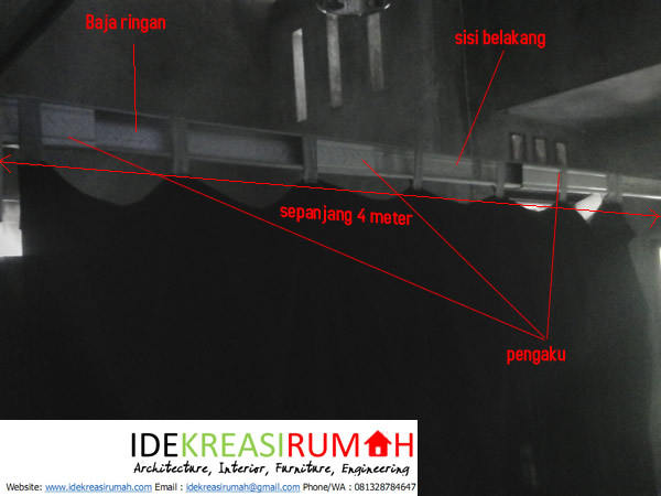 Sekat Ruangan Murah