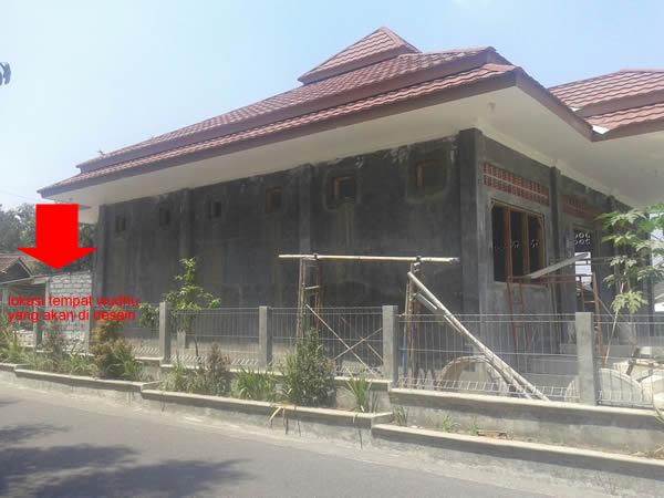 Masjid Exisiting Tampak Depan