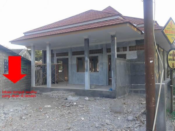 Lokasi Tempat Wudhu Masjid
