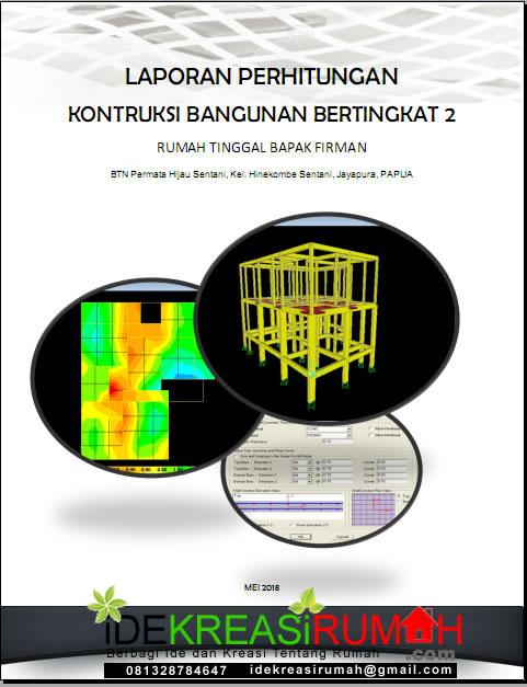 Cover Perhitungan Struktur