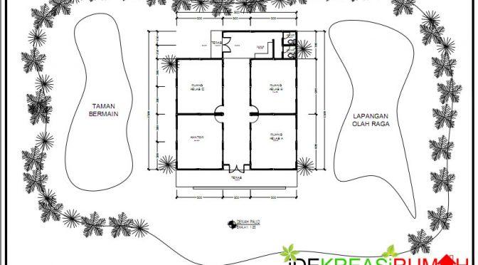 Image Result For Contoh Desain Taman