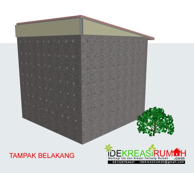 jasa desain gedung walet