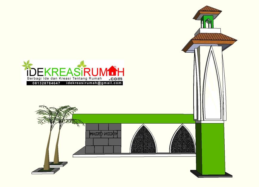 perpektif renovasi masjid