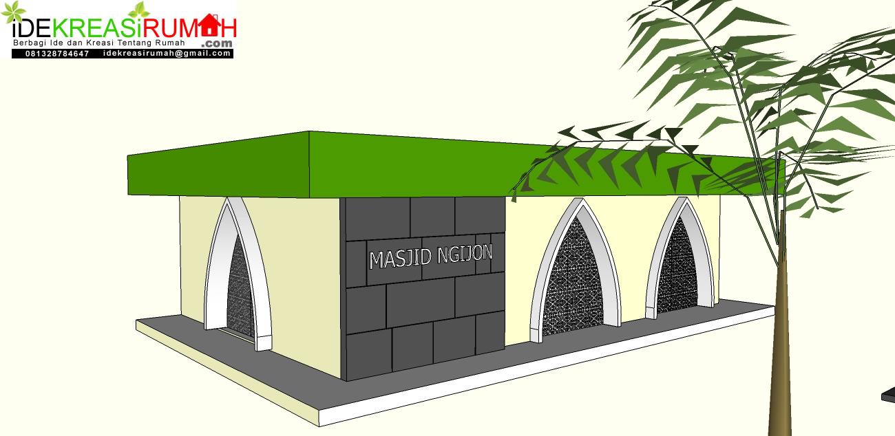 nama renovasi masjid
