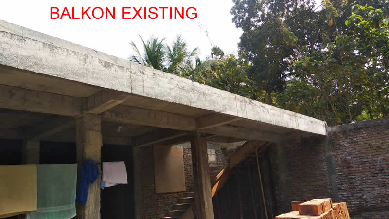 balkon yang mau didesain