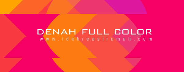 Denah Full Color