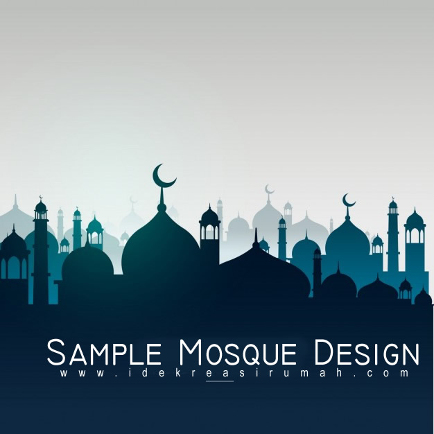 Desain Masjid