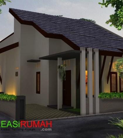desain fasad rumah 3d modern minimalis tropis | ide kreasi