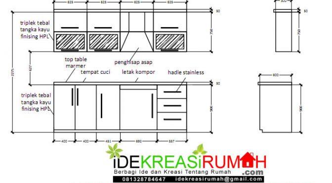 Image Result For Gambar Desain Dapur