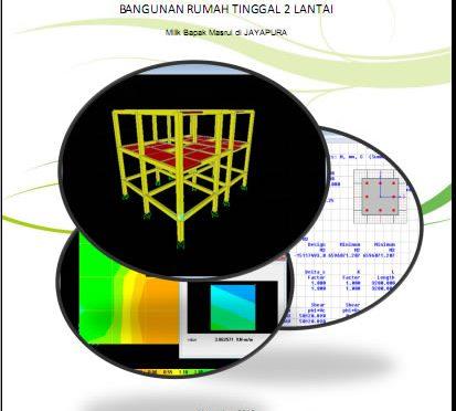 Cover Laporan struktur imb